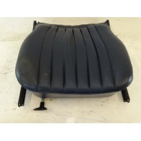 80 Mercedes R107 450SL seat cushion, bottom, left, blue