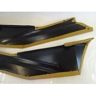 94 Lotus Esprit S4 trim set, interior tunnel side, leather tan