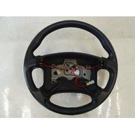 94 Lotus Esprit S4 steering wheel leather oem dark gray