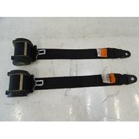 94 Lotus Esprit S4 seat belt set (2) seatbelts oem