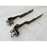 94 Lotus Esprit S4 hinge blade set, for engine lid  C082U5952F C082U5951F
