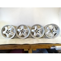 94 Lotus Esprit S4 wheel set, OZ monobloc, 17 inch A082G6083F A082G6084F