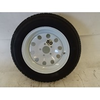 94 Lotus Esprit S4 wheel and tire assy, spare 14 inch