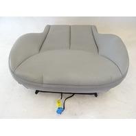 04 Mercedes R230 SL500 seat cushion, bottom, right, alpaca gray