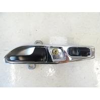 82 Mercedes R107 380SL door handle, interior, right