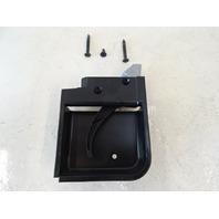 82 Mercedes R107 380SL hood release handle w/trim 1078870227