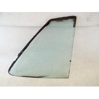82 Mercedes R107 380SL glass, hardtop window, right