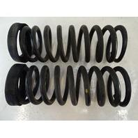 82 Mercedes R107 380SL coil springs, rear