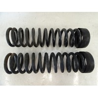 82 Mercedes R107 380SL coil springs, front