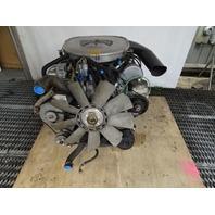 82 Mercedes R107 380SL engine, motor V8 M116 34,184 mi