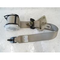 04 Lexus GX470 seat belt, left rear, 3rd row 73570-60170-A1 ivory