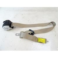 04 Lexus GX470 seat belt, center rear 2nd row, ivory 73320-60050 ivory