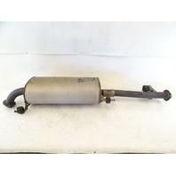 04 Lexus GX470 exhaust, muffler pipe 17420-50220