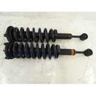 04 Lexus GX470 shock strut & coil spring, set, front 48510-60121