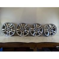 """04 Lexus GX470 wheel set, rim 17"""" inch 17x7.5 5 spoke 42611-60A20"""
