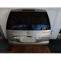 04 Lexus GX470 tailgate rear trunk lid door with glass, with camera 67005-60B01