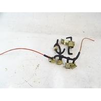 82 Mercedes R107 380SL vacuum change over valve set