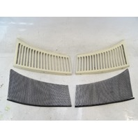 82 Mercedes R107 380SL grill set, for cowl air intake