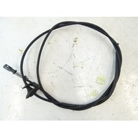 82 Mercedes R107 380SL hood release cable