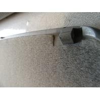 03 Mercedes R230 SL500 SL55 sun visor, right, alpaca gray 2308100610