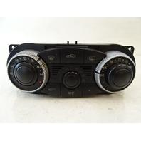 03 Mercedes R230 SL500 SL55 switch, heater a/c climate control, 2308300285