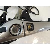 03 Mercedes R230 SL500 SL55 door handle, exterior left, keyless go