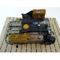03 Mercedes R230 SL500 valve body with solenoids 722.6 2112770101
