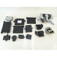 03 Mercedes R230 SL500 SL55 parts lot, electronics / switches / modules / computers