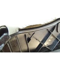 03 Mercedes R230 SL500 SL55 cover, right flap trim, 2306901241, alpaca gray SL600 SL65
