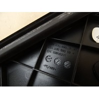 03 Mercedes R230 SL500 SL55 cover, left flap trim, 2306901141, alpaca gray, SL600 SL65