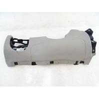 03 Mercedes R230 SL500 SL55 airbag, left drivers knee, alpaca gray 2308600705