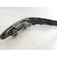 03 Mercedes R230 SL500 SL55 trim, bumper moulding, right front 2308851021