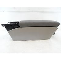 03 Mercedes R230 SL500 SL55 center console armrest storage 2306800050 alpaca gray
