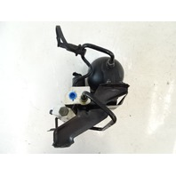 03 Mercedes R230 SL500 SL55 valve block, ABC suspension, front 2203200358