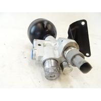 03 Mercedes R230 SL500 SL55 valve hydraulic pressure releif, ABC suspension 2203270131