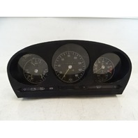 75 Mercedes R107 450SL instrument cluster, speedometer
