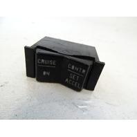 75 Mercedes R107 450SL switch, cruise control, set accel 03812522