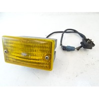 75 Mercedes R107 450SL lamp, turn signal light, left front 1078200320