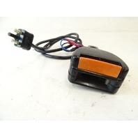 75 Mercedes R107 450SL seat belt buckle, clip receiver, left 1078600769