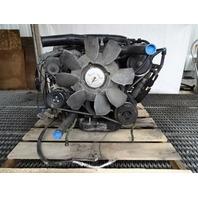 75 Mercedes R107 450SL engine, motor V8 M117