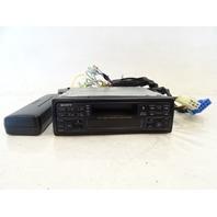 1985 Nissan Z31 300ZX head unit, Sony XR-6450 cassette player, radio