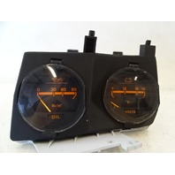 1985 Nissan Z31 300ZX gauge, oil and battery volts 24840-01P61