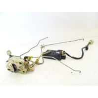 1985 Nissan Z31 300ZX door latch and actuator, right