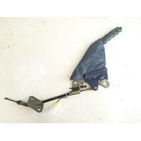 1985 Nissan Z31 300ZX parking brake handle 36010-01P00 blue