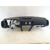 1985 Nissan Z31 300ZX dashboard, panel F8100-01P06 blue