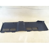 1985 Nissan Z31 300ZX trim, interior, rear body finish panel 79900-16P00 blue