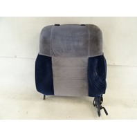 1985 Nissan Z31 300ZX seat cushion, back, left, blue gray