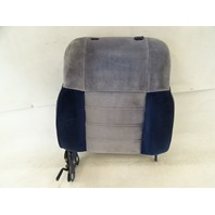 1985 Nissan Z31 300ZX seat cushion, back, right, blue gray