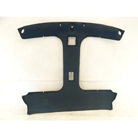 1985 Nissan Z31 300ZX trim, headliner, for t-top, blue 2 seater