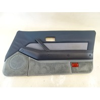 1985 Nissan Z31 300ZX door panel, right, blue